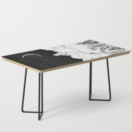 Moon River Coffee Table