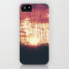 Arise and Shine iPhone Case