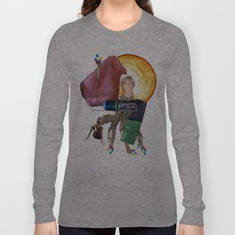 BILL GATES IS A TRAMP Long Sleeve T-shirt