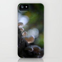 Sleight of Terra iPhone Case