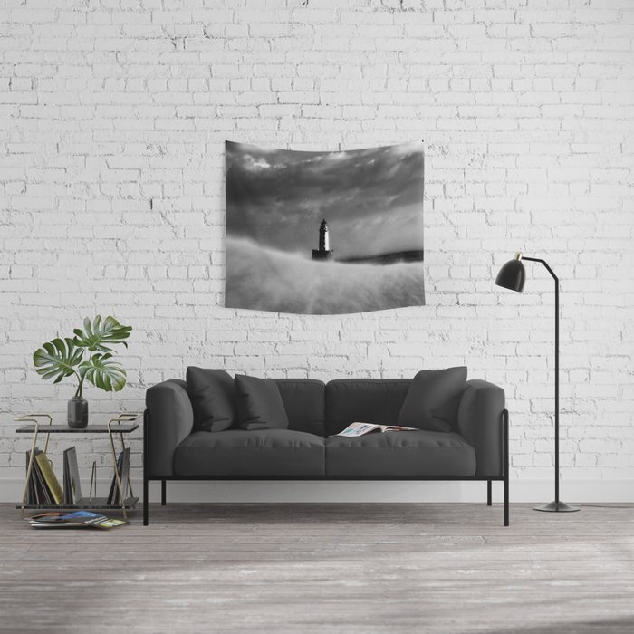 Sand Storm Wall Tapestry