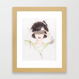 Archess Framed Art Print