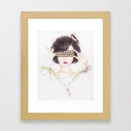 Archess Framed Art Print