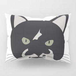 Family Cat Portraits, Buri Pillow Sham