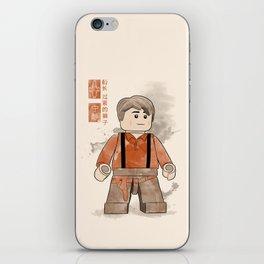 Captain Tightpants (Lego Firefly) iPhone Skin
