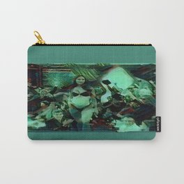 Peep Show Ghouls Carry-All Pouch