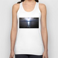 glee Tank Tops featuring Immortal by Julie Maxwell