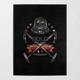polo black label Poster