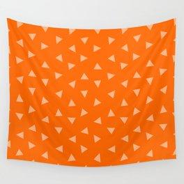 Festive Orange 2 Wall Tapestry