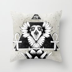 Eye of Infinity Throw Pillow
