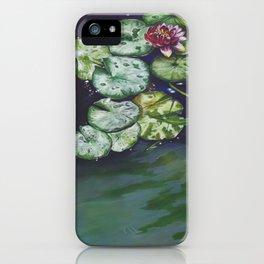Water meditation I iPhone Case