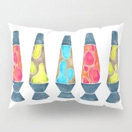 Retro Vibes – Primary Palette Pillow Sham