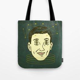 headache highness Tote Bag