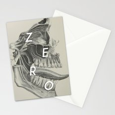 ZERO Stationery Cards