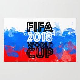 FIFA WORLD CUP 2018 Rug