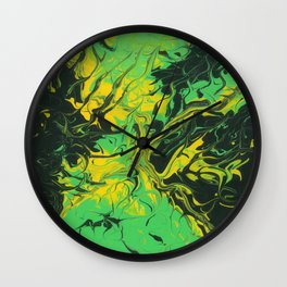 Beautiful Jamaica Wall Clock