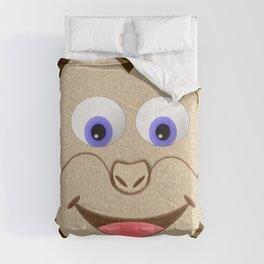 Monkey Face Comforters