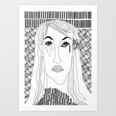 133. Art Print