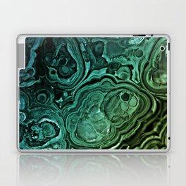 MALACHITE GREEN Laptop & iPad Skin