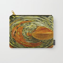 Indian Sari material abstract Carry-All Pouch