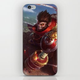 Classic Wukong League Of Legends iPhone Skin