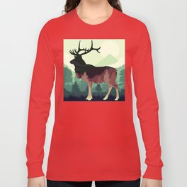 Difference  Long Sleeve T-shirt