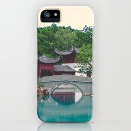 Halcyon iPhone Case