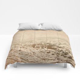 Chequered Sea Comforters