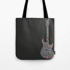 guitar / guitarra Tote Bag
