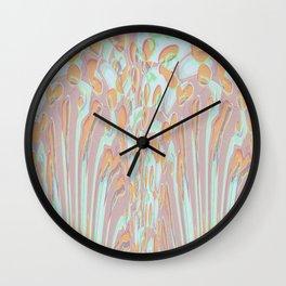 Contortion Wall Clock