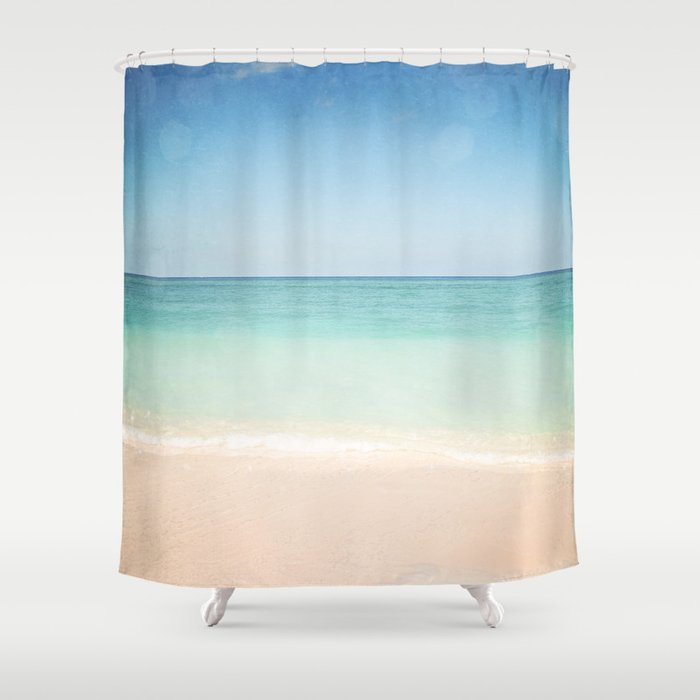 Seven Mile Beach Shower Curtain