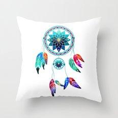 Dreamchatcher Throw Pillow