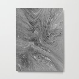 POUR ART 4 ALTERNATIVE 2 Metal Print