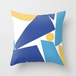Stack (E) Throw Pillow
