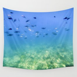 Adriatic Sea Wall Tapestry