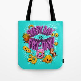 Fry-Day Tote Bag