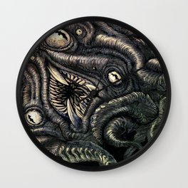 Shoggoth Wall Clock