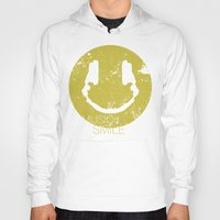 carnage Hoodies featuring Music Smile by Sitchko