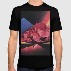 Neon Highway X-LARGE Black Mens Fitted Tee
