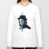 jack white Long Sleeve T-shirts featuring Jack White by nufertity