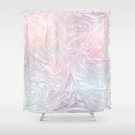 Holographic Silk I. Shower Curtain