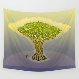 Drago / The Sacred Tree Wall Tapestry