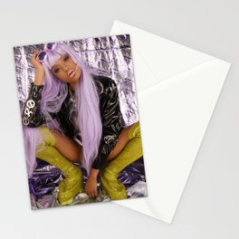 Barbarella IIII Stationery Cards