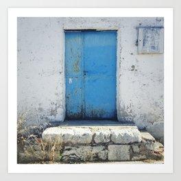 Doors of Perception 31 Art Print