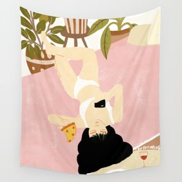 This is life Wall Tapestry