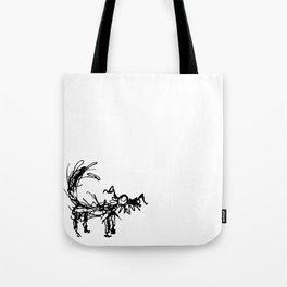 Chandoso Terrier Tote Bag