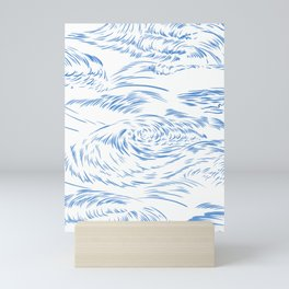 MicroWave Goodbye Mini Art Print