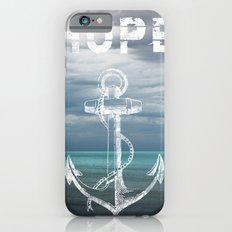 Hope Anchor iPhone 6s Slim Case