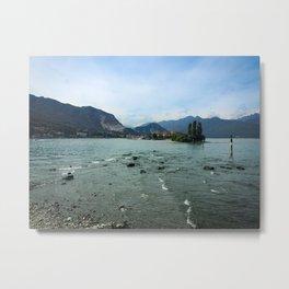 Isola Superiore Metal Print