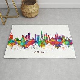 Dubai UAE Skyline Rug